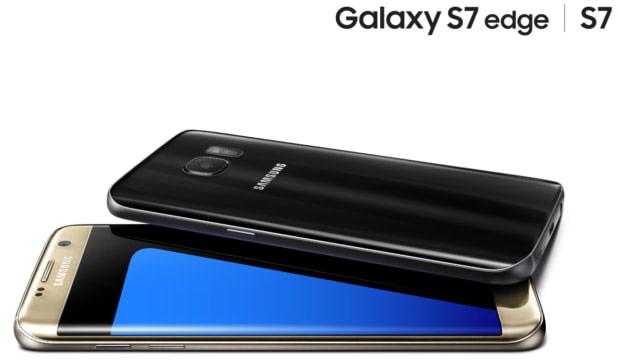 �� ��� ��������� Samsung Galaxy S7 � Galaxy S7 ����������� ��������� ��������